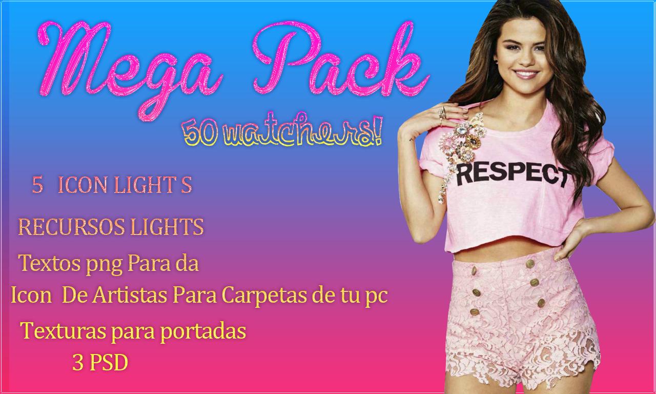 Mega Pack 50 Watchers Muchas Gracias! by MaryEditionsAndTutor