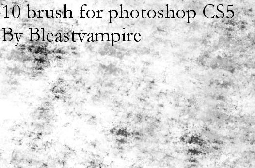10 brush for photoshop cs5 by Bleastvampire 01 by TheBlastvampire
