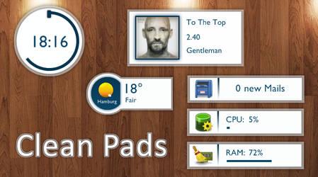 Clean Pads 1.0
