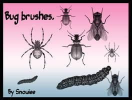 Bug brushes