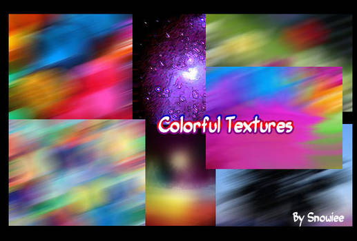 Colorful Textures