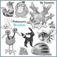 Pokemon Brushes