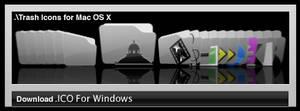 Trash Icons For Windows
