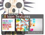 set 7 - 18 icon textures