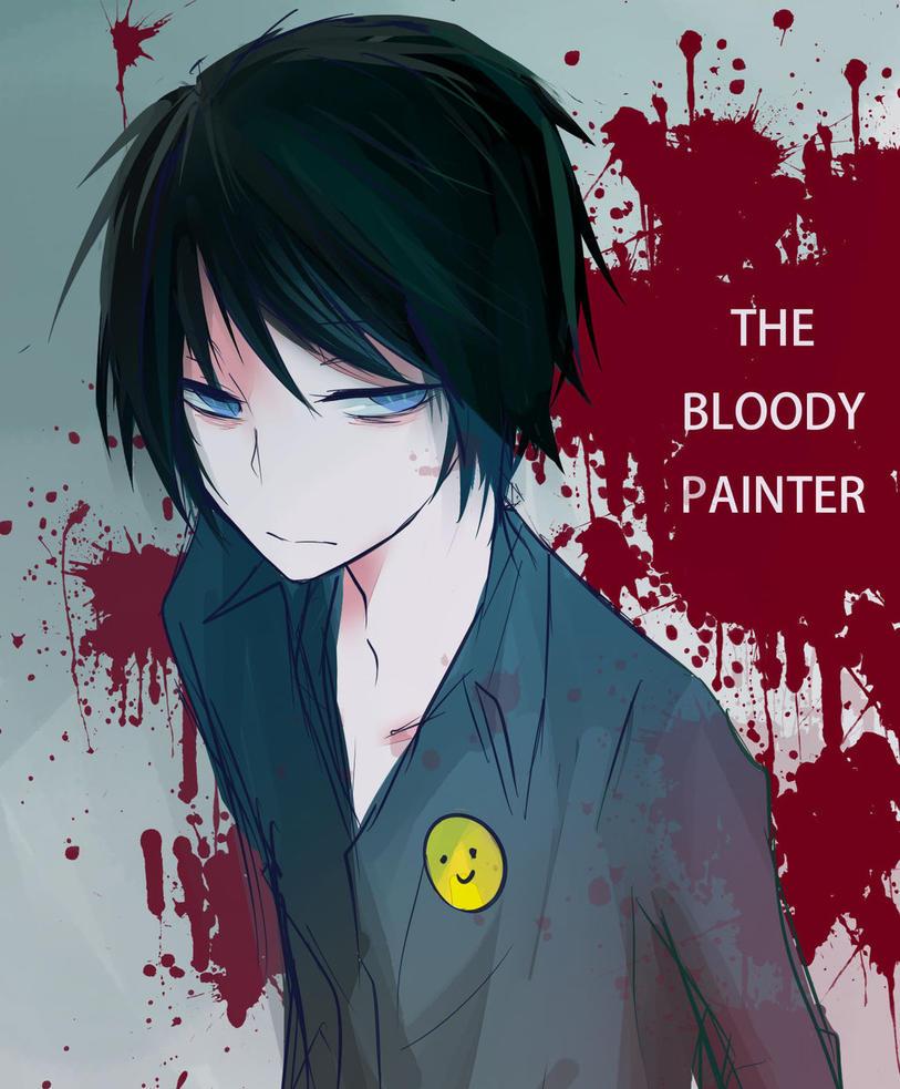 Bloody Painter ( Helen Otis ) x Reader   One Shot by