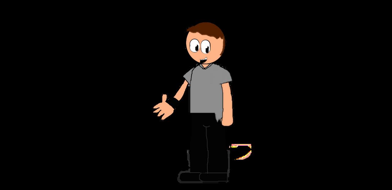New Character: Alex by Spongecat1