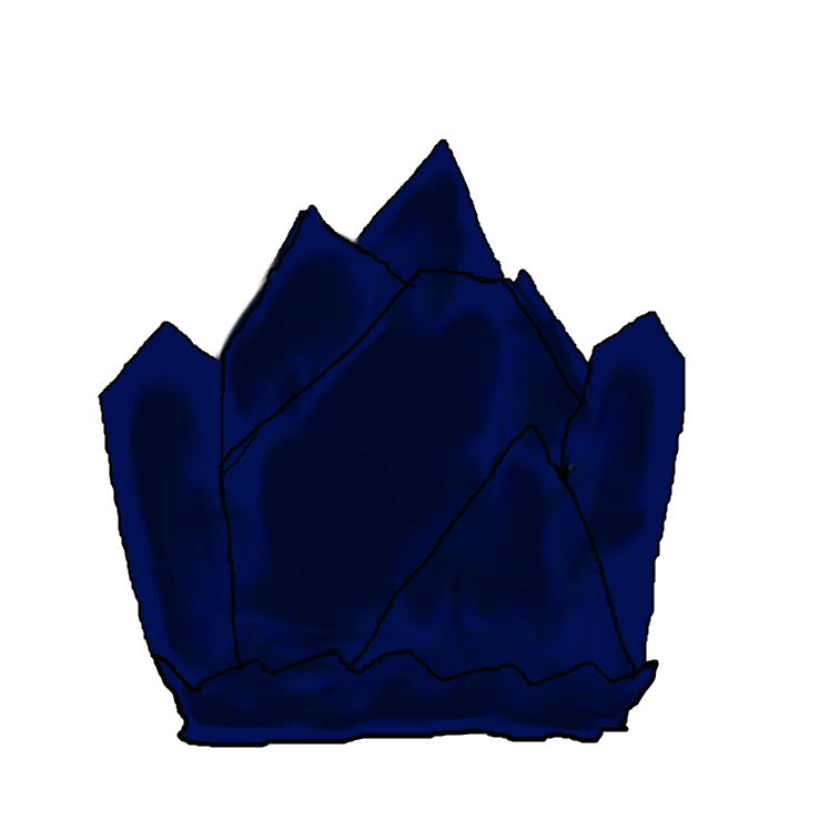 Corrupted Crystal by Spongecat1