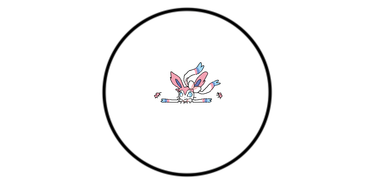 Inflated Sylveon by Spongecat1