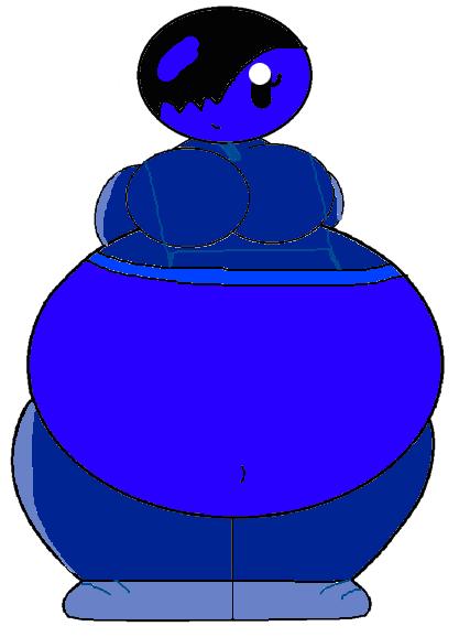 Susie Beauegarde (Bluberry) by Spongecat1