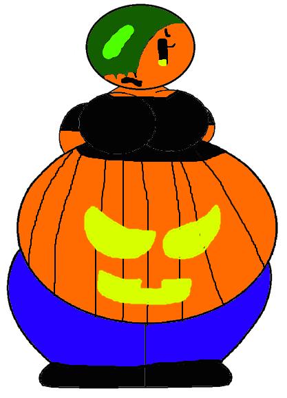 Pumpkin Susie-Flare by Spongecat1