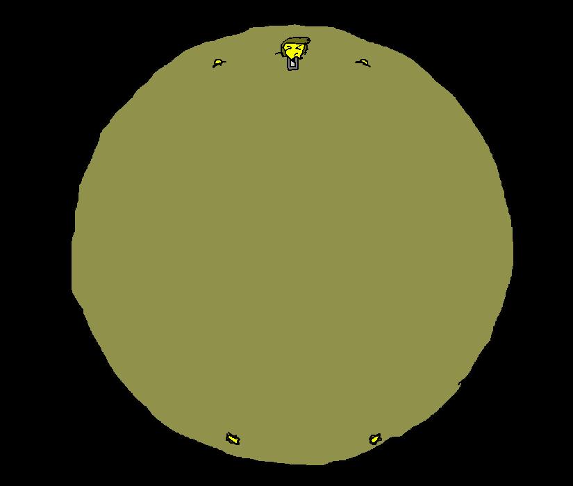 [D]: Alex-Slime in his onesie Inflated by Spongecat1