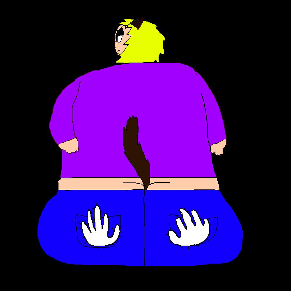 [D-B]: The Kitty's Big Booty by Spongecat1