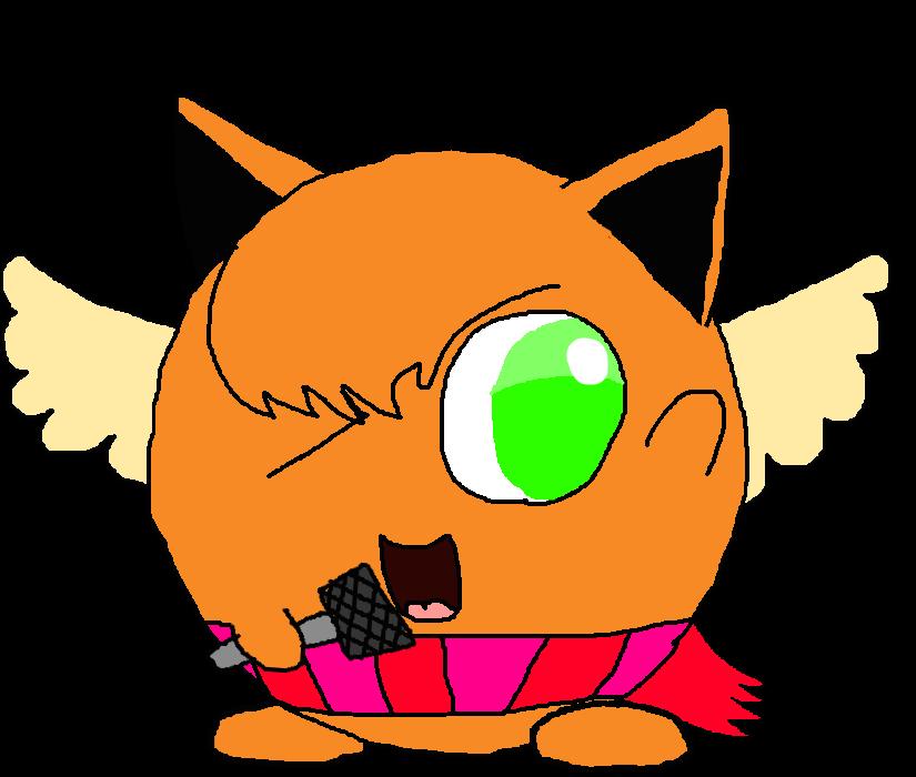 [D]: Eve sings a song by Spongecat1