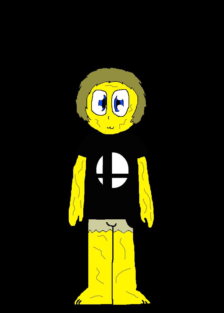 [OC-R/U]: Alex-Slime V.3 by Spongecat1