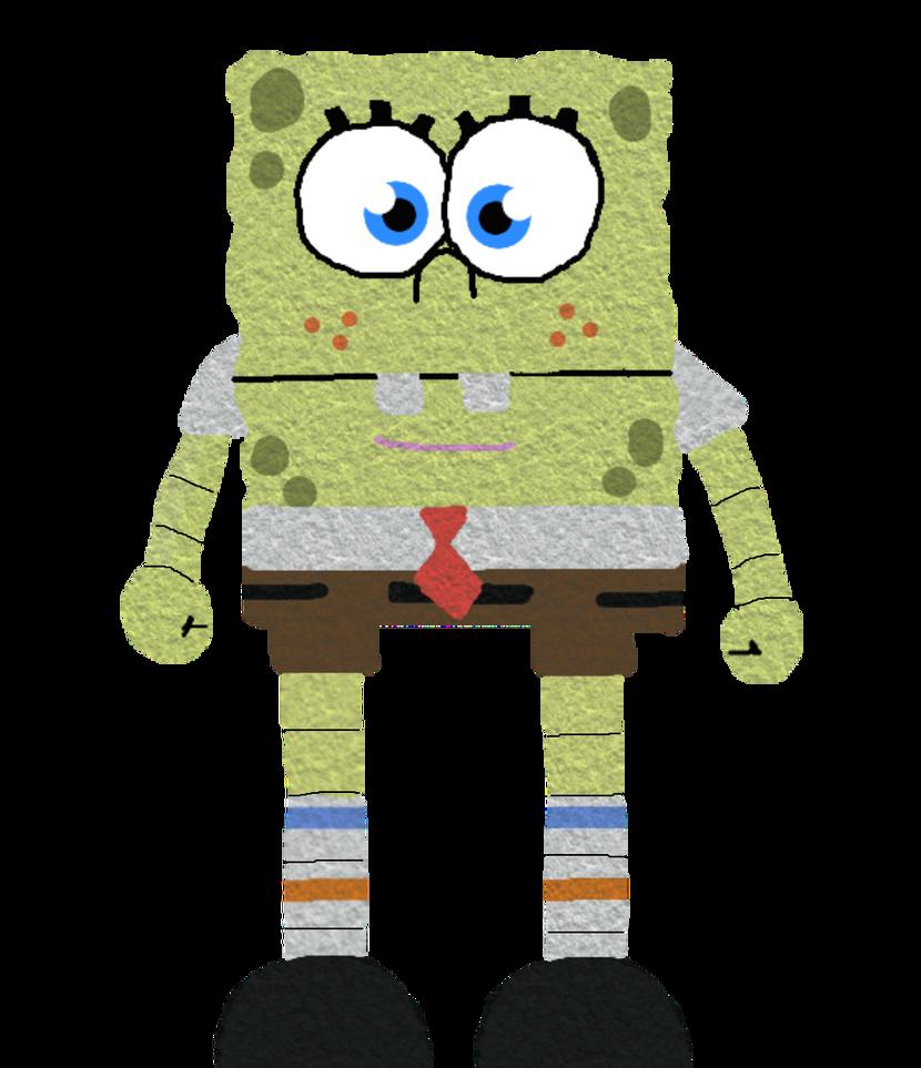 [FNASC1]: SpongeBob by Spongecat1