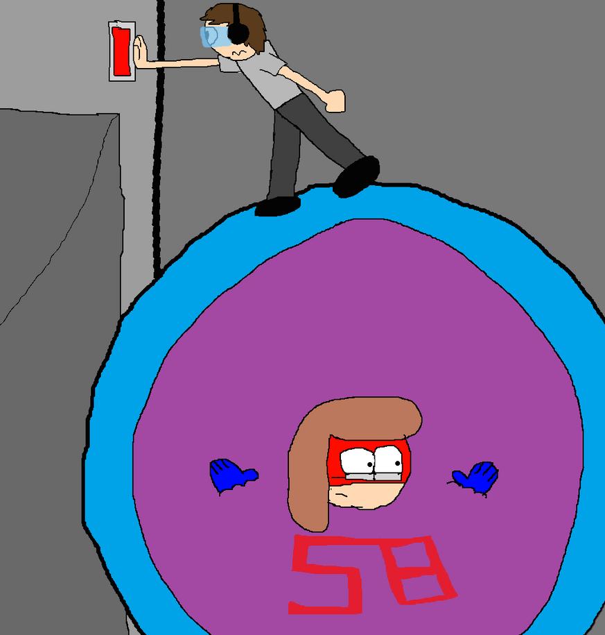 [D-G]: How do we reach the button? by Spongecat1