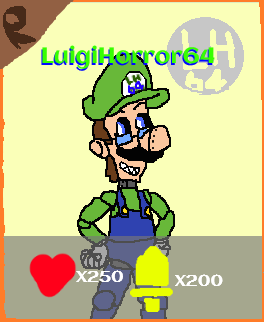 [C]: LH64 Card (SB. and Mothers: Card-Clash) by Spongecat1