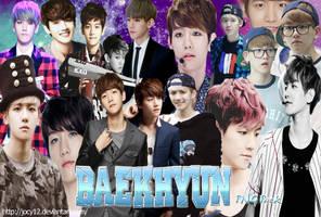 EXO Baekhyun PNG Pack by Jocy12