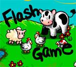 Kyoko Farm v2, FLASH GAME