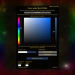 ColorSetter Beta for Rainmeter