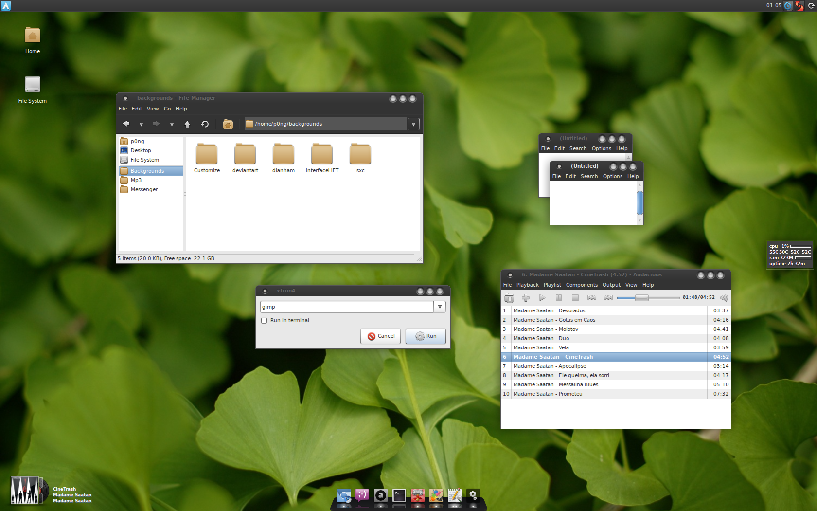 Simply Basic II for XFCE