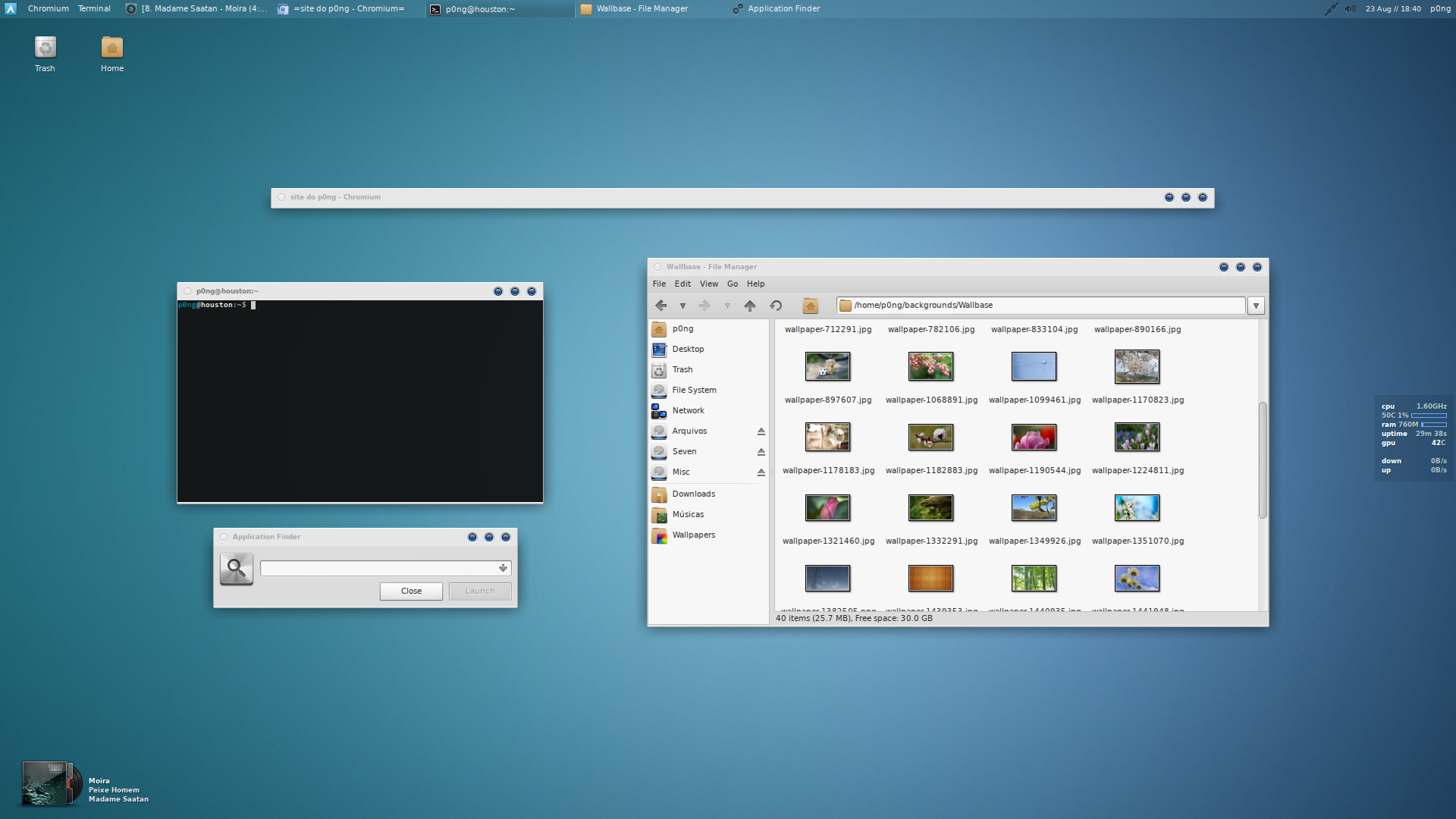 n1 for XFCE by p0ngbr on DeviantArt