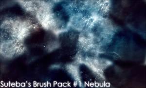 Suteba's Brush Pack 1 Nebula