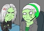 Stargate Atlantis animation- Steve is pissed