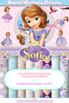 Special Pack Sophia the First