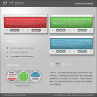 27 RGB Series - RGB by magneto-ms