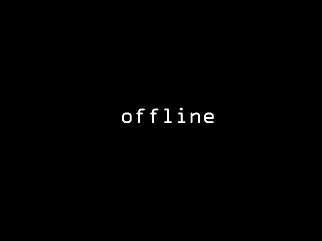 Offline (Until Next Time) by EtherialIce on DeviantArt