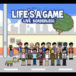 Life's a Game by mclelun