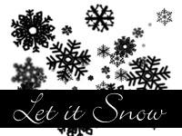 Let it Snow by paradoxstock