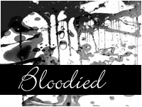 Bloodied by paradoxstock