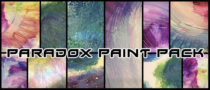 Paradox Paint Pack by paradoxstock