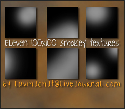 Smokey Icon Textures by IbeLIEve6277