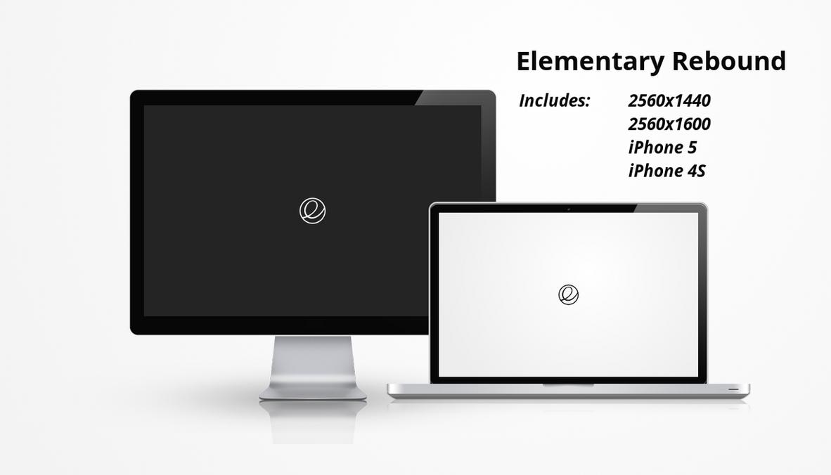 elementary OS Wallpaper - Rebound by simonkillu