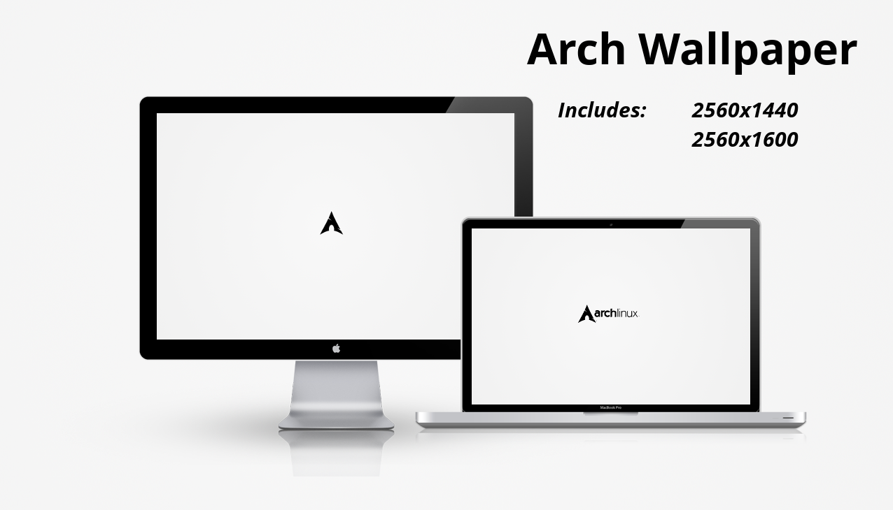 Arch Linux - Wallpaper by simonkillu