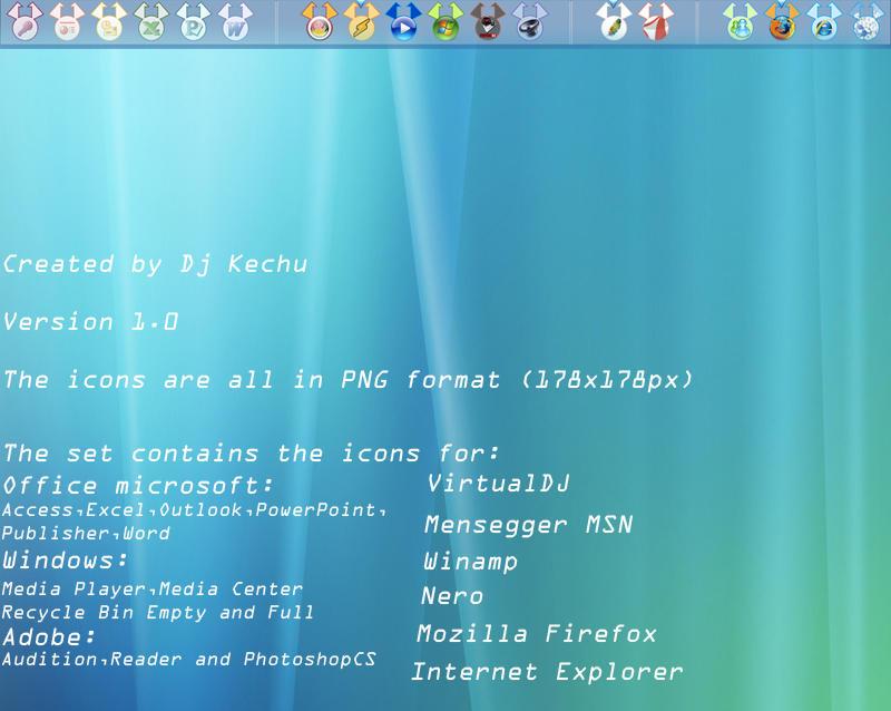 20 icons objectdock MLaaTR by djkachu