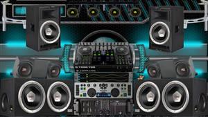 Skins rainmeter DJ FULL tracktor BASS autor alienw