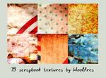 Icon textures pack 12 - scrapbook