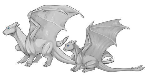 Dragon Templates