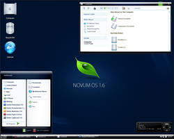 NOVUM OS 1.6 by code2