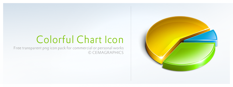 Colorful Chart Icon
