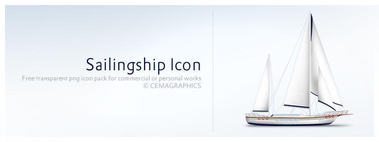 Sailingship Icon