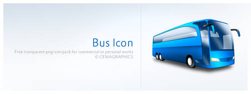 Bus Icon by cemagraphics