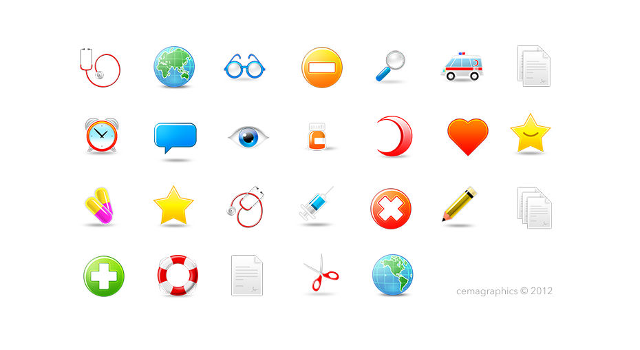 Icon Mix