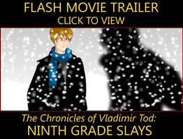 Trailer - Ninth Grade Slays by mree