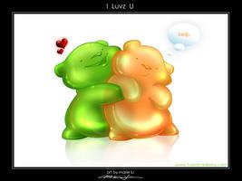 Fuzz Academy - I Luvz U by mree