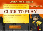 Operation Stealth - Game